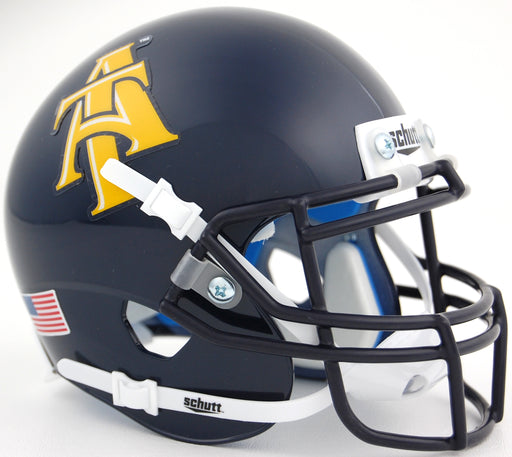 North Carolina A&T Schutt XP Mini Helmet