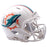Miami Dolphins Riddell Mini Speed Helmet - 2018