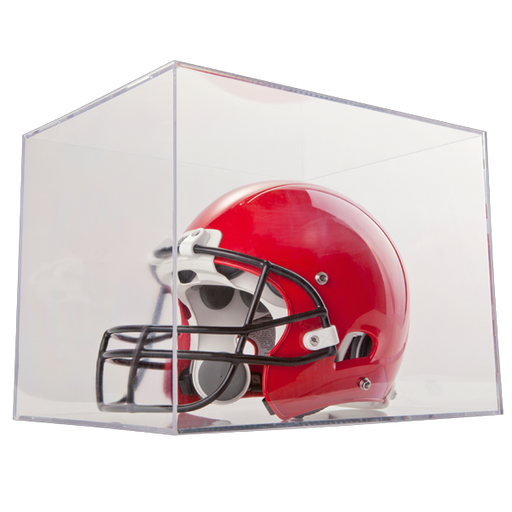 UV Protected Helmet Display Case