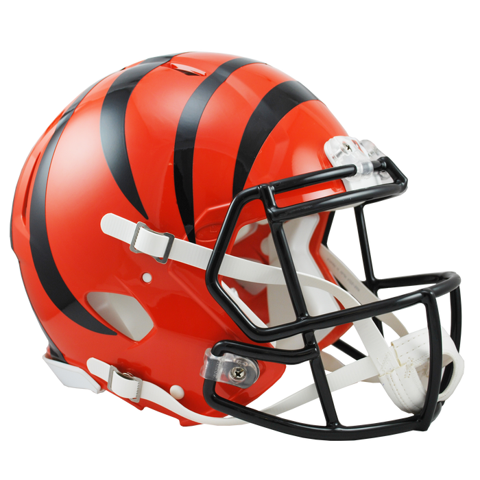 Cincinnati Bengals Authentic Full Size Speed Helmet