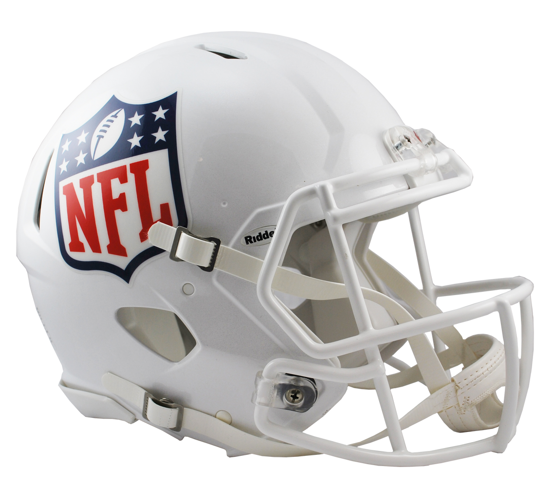 NFL Shield Authentic Full Size Speed Helmet