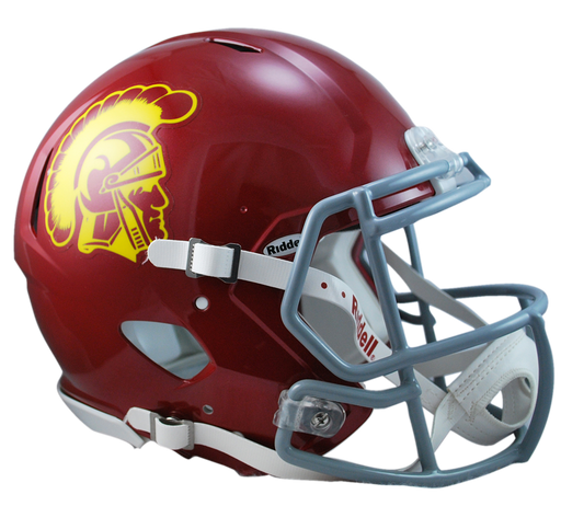 USC Trojans Authentic Full Size Speed Helmet