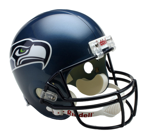Seattle Seahawks Replica Full Size Throwback Helmet - 2002 to 2011