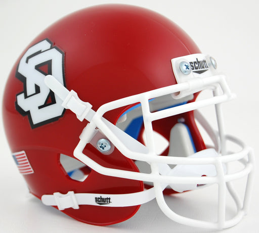 South Dakota Coyotes Schutt XP Mini Helmet
