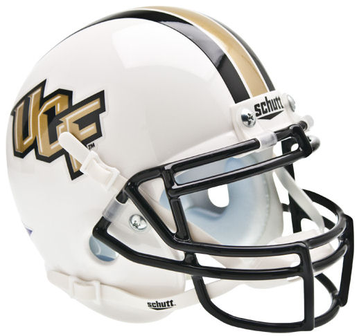 Central Florida Knights Schutt XP Mini Helmet