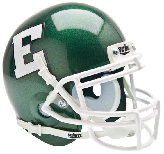 Eastern Michigan Eagles Schutt XP Mini Helmet