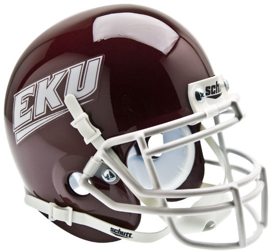 Eastern Kentucky Colonels Schutt XP Mini Helmet