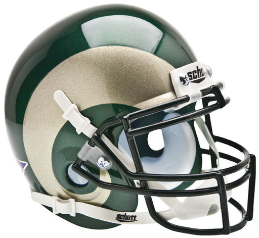 Colorado State Rams Schutt XP Mini Helmet