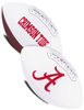 Alabama Crimson Tide NCAA White Panel Football