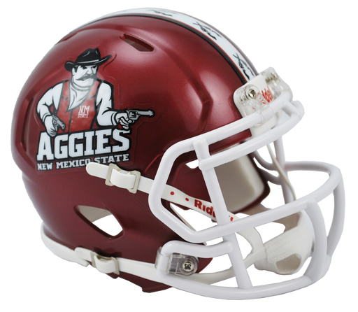 New Mexico State Aggies Riddell Mini Speed Helmet