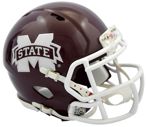 Mississippi State Bulldogs Riddell Mini Speed Helmet - M State