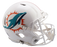 Miami Dolphins Authentic Full Size Speed Helmet - 2018