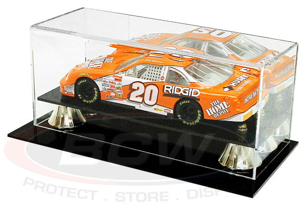 BCW Deluxe Acyrlic Die Cast Car Display Case with Mirror - 1:24 Scale