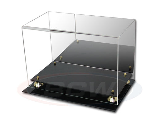 BCW Acrylic Single Shoe Display Case with Mirror  - Size 16