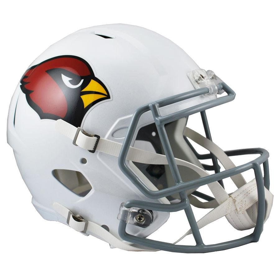 Arizona Cardinals Replica Riddell Speed Full Size Helmet