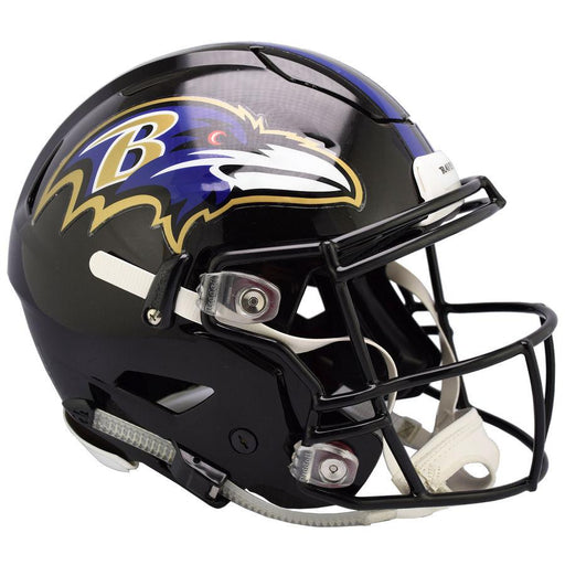 Baltimore Ravens Authentic Full Size SpeedFlex Helmet