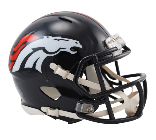 40b0452f Denver Broncos Helmets — Game Day Treasures