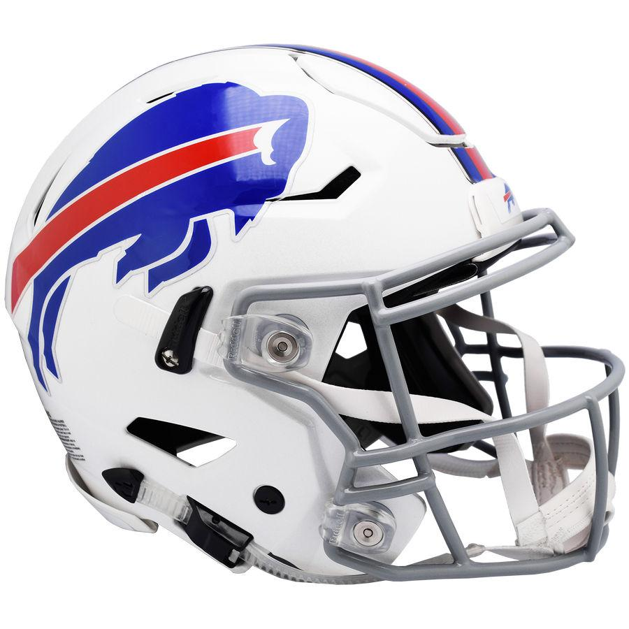 Buffalo Bills Authentic Full Size SpeedFlex Helmet