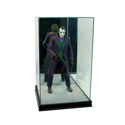 1/4th Scale Figurine Display Case - Glass