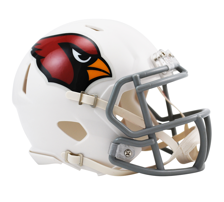 Arizona Cardinals Riddell Mini Speed Helmet