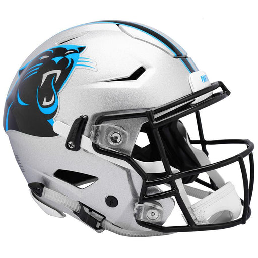 Carolina Panthers Authentic Full Size SpeedFlex Helmet