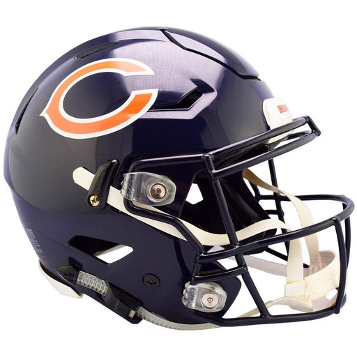 Chicago Bears Authentic Full Size SpeedFlex Helmet