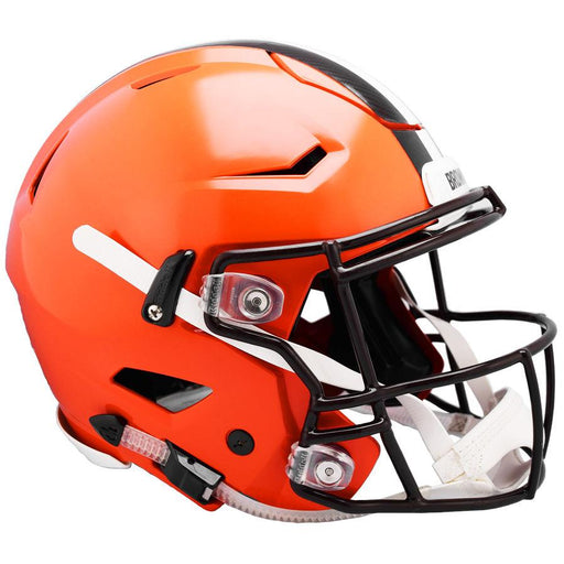 Cleveland Browns Authentic Full Size SpeedFlex Helmet