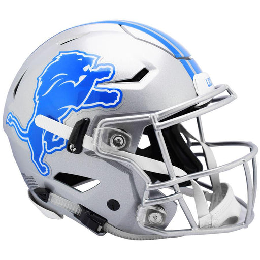 Detroit Lions Authentic Full Size SpeedFlex Helmet