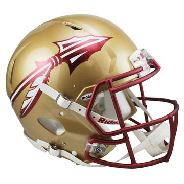 Florida State Seminoles Authentic Full Size Speed Helmet - 2014