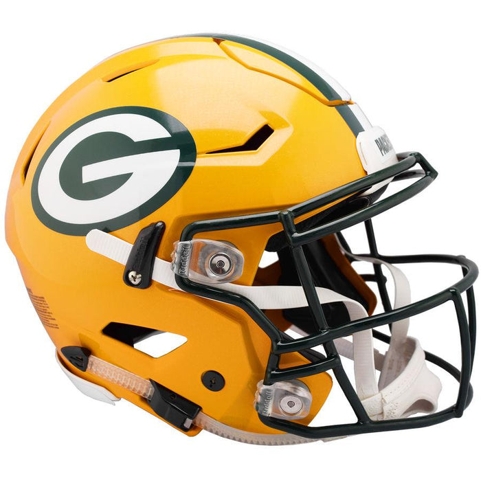 Green Bay Packers Authentic Full Size SpeedFlex Helmet