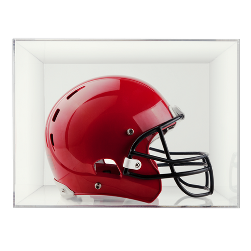 BallQube Full Size Helmet Display Case