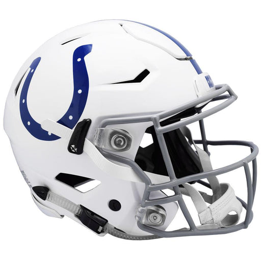 Indianapolis Colts Authentic Full Size SpeedFlex Helmet