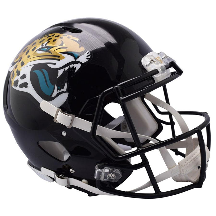 Jacksonville Jaguars Authentic Full Size Speed Helmet - 2018