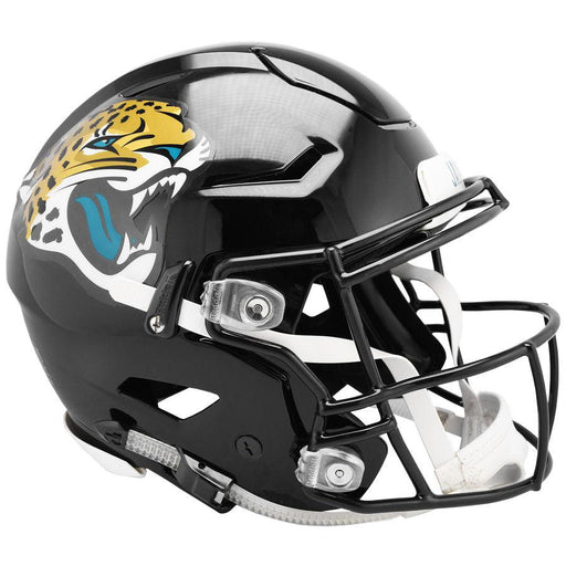 Jacksonville Jaguars Authentic Full Size SpeedFlex Helmet