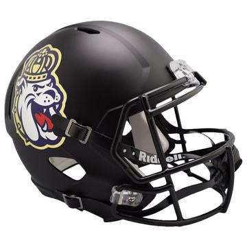 James Madison Dukes Replica Full Size Speed Helmet - Matte Black