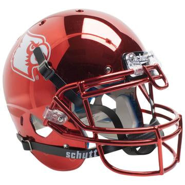 Louisville Cardinals Authentic Schutt XP Full Size Helmet - Red Chrome