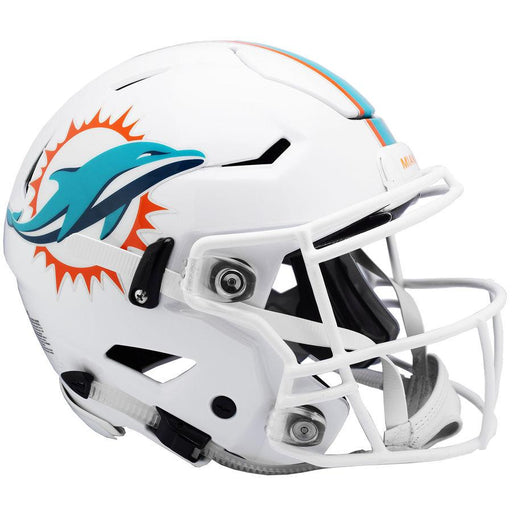 Miami Dolphins Authentic Full Size SpeedFlex Helmet