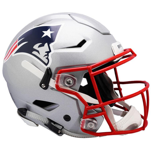 New England Patriots Authentic Full Size SpeedFlex Helmet