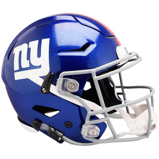 New York Giants Authentic Full Size SpeedFlex Helmet