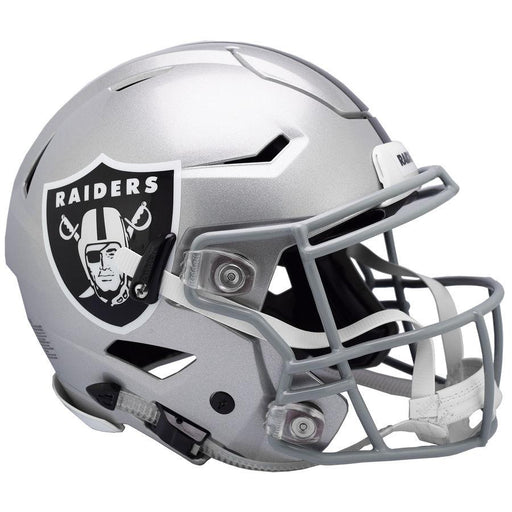 Oakland Raiders Authentic Full Size SpeedFlex Helmet