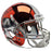 Oklahoma State Cowboys Authentic Schutt XP Full Size Helmet - Orange Chrome