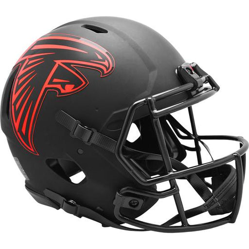 Atlanta Falcons Authentic Full Size Speed Helmet - ECLIPSE