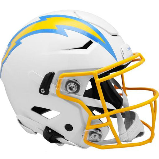 Los Angeles Chargers Authentic Full Size SpeedFlex Helmet - 2020