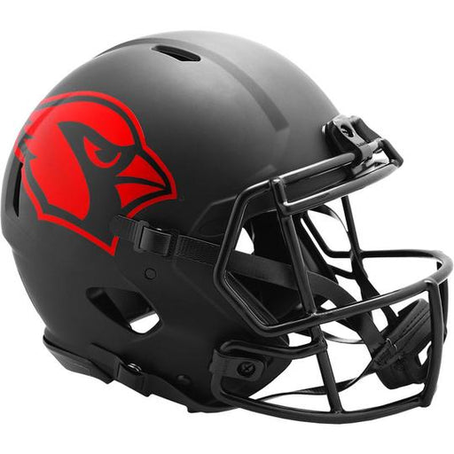 Arizona Cardinals Authentic Full Size Speed Helmet - ECLIPSE