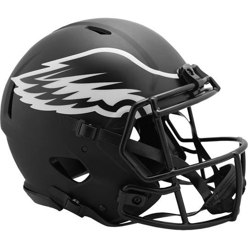 Philadelphia Eagles Authentic Full Size Speed Helmet - ECLIPSE