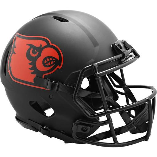 Louisville Cardinals Authentic Full Size Speed Helmet - ECLIPSE