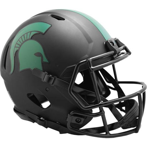 Michigan State Spartans Authentic Full Size Speed Helmet - ECLIPSE
