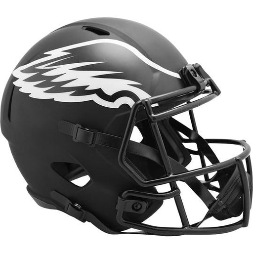 Philadelphia Eagles Replica Riddell Speed Full Size Helmet - ECIPSE