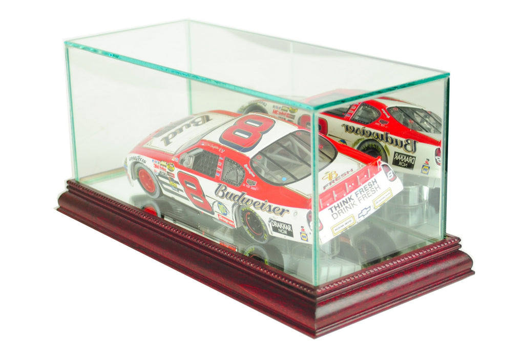 Single 1/24th Car Display Case with Mirrors