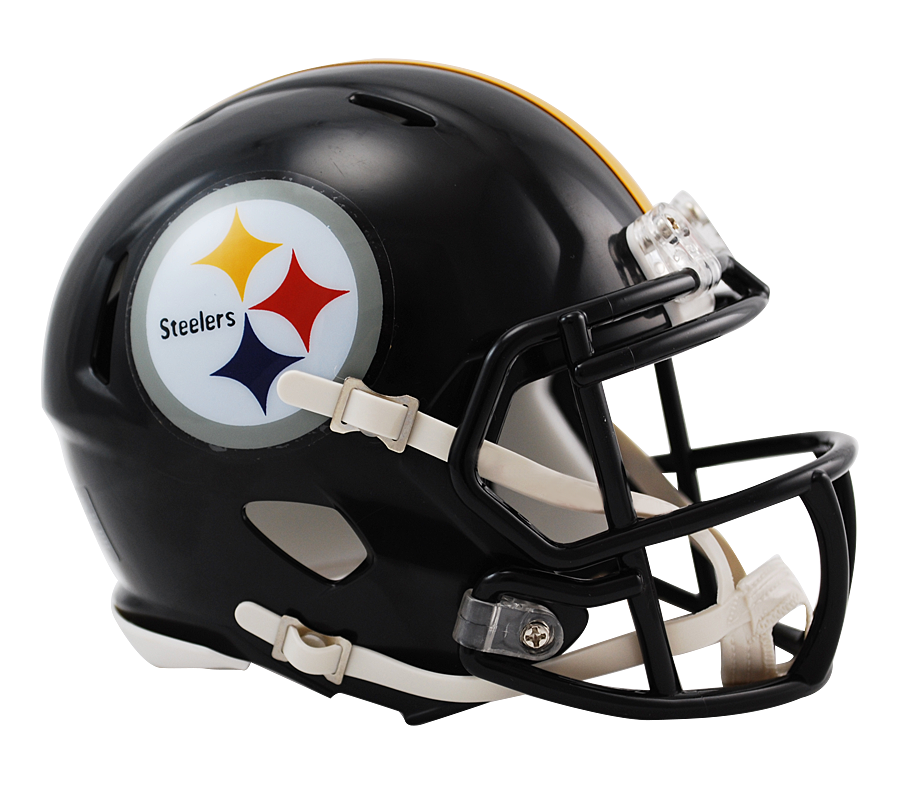 Pittsburgh Steelers Riddell Mini Speed Helmet